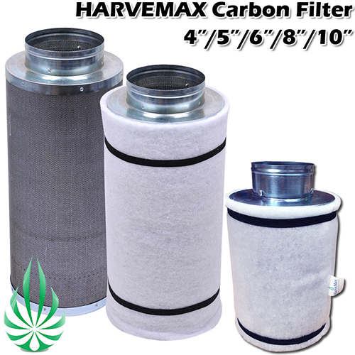 HARVEMAX Carbon Filter quality filter